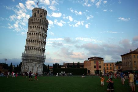 _10_Leaning Tower of Pisa